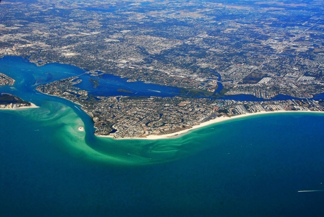 Enjoy the amazing views, or escape to the beaches of Lido or Siesta Key.